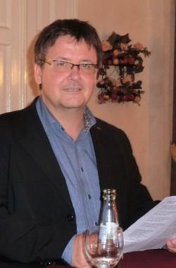 Bezirksbürgermeister Andreas MArkurth